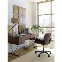 Hughes Office Chair | Crate and Barrel | Home Offices ...