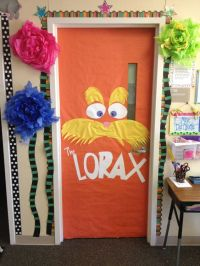 Dr Seuss | School | Pinterest | Trees, Tissue paper and Lorax