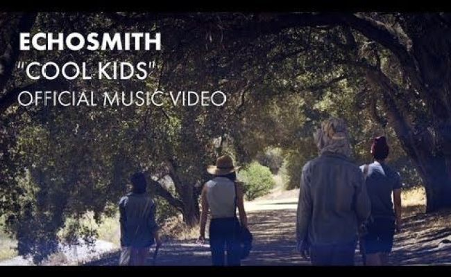Echosmith Cool Kids Official Music Video Easy Breezy