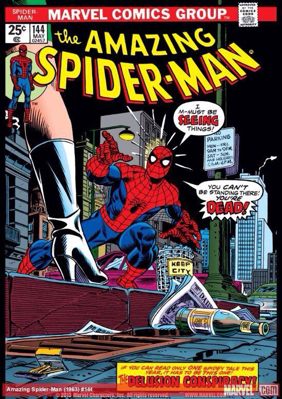 Amazing Spider Man Comic Covers