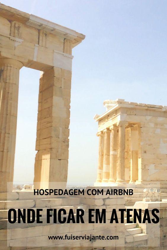Onde se hospedar em Atenas
