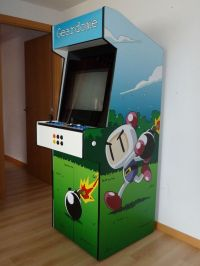 Building an Arcade Cabinet from scratch --> http://www ...