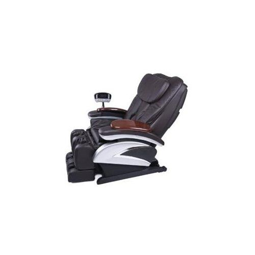 shiatsu massage chair recliner w heat stretched foot rest 06c stool parts electric full body brown | best ...