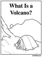 Volcano activities, Volcanoes and Worksheets on Pinterest