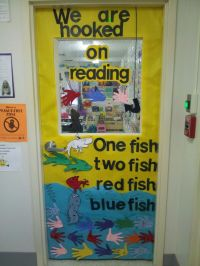 Door decorating, Dr. seuss and Hooks on Pinterest