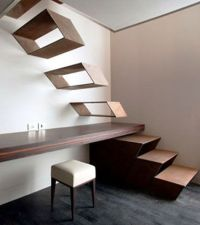 15 Beautiful Staircase Designs, Stairs in Modern Interior ...