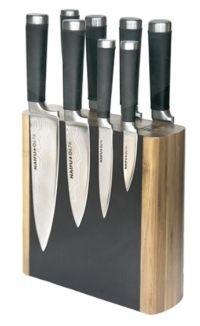 Magnetic Knife Block | For the Home | Pinterest | Knife ...