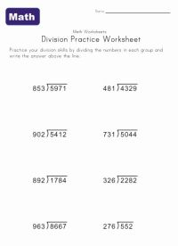 Synthetic Division Practice Worksheet - showme 6 3 iding ...