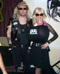 Dog the Bounty Hunter and Beth Chapman Costumes make great ...