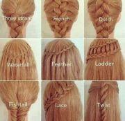 ways hair