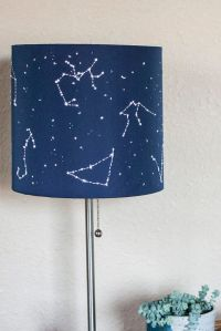 Constellations, Lamps and DIY and crafts on Pinterest