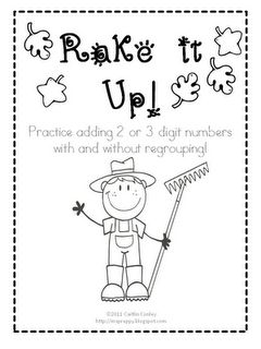 Game to practice adding 2 or 3 digit numbers with and