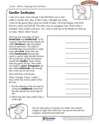 Comprehension, 5th grade science and Science on Pinterest