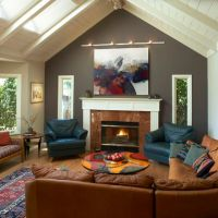 Fireplaces, Ceiling design and Grey on Pinterest