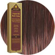 ' argan oil hair color