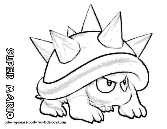 132_Super_Mario_Bros_Coloring_at-Coloring-Pages-Book-For