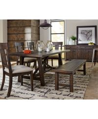 Ember Dining Room Furniture Collection - Dining Room ...