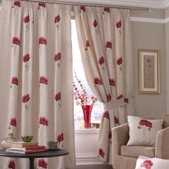Dunelm Mill Red Curtains Integralbook Com