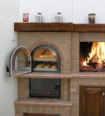 forno a legna da giardino  Wood oven  Pinterest  Google Search and Cucina