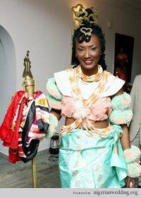 Nigerian Weddings: Akwa Ibom Traditional Engagement ...