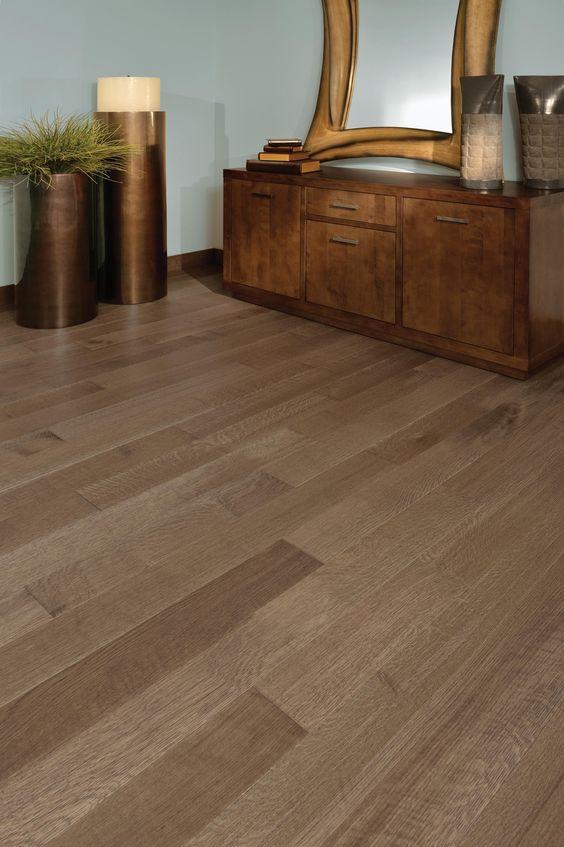 White Oak  Mirage Hardwood Floors  available at