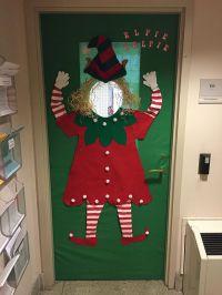 2014 UC Door Number 10 Elfie Selfie! You can't seem them