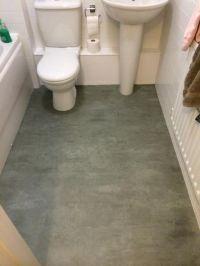 S&M Flooring, Secura Polished Concrete sheet vinyl ...
