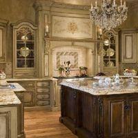 ~  Elegant traditional kitchen  ~   h a b i t a t ...
