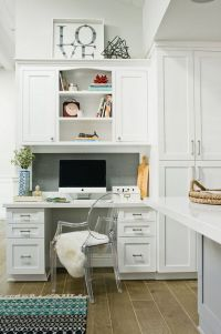 1000+ ideas about Kitchen Office Spaces on Pinterest