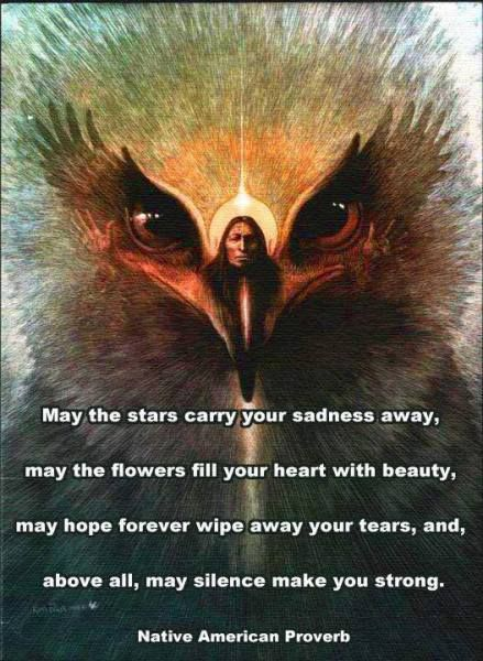Quote  Proverb Native American  Quotes  Daily