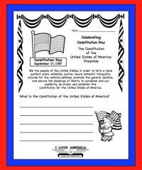 All Worksheets  Us Constitution Worksheets - Printable ...