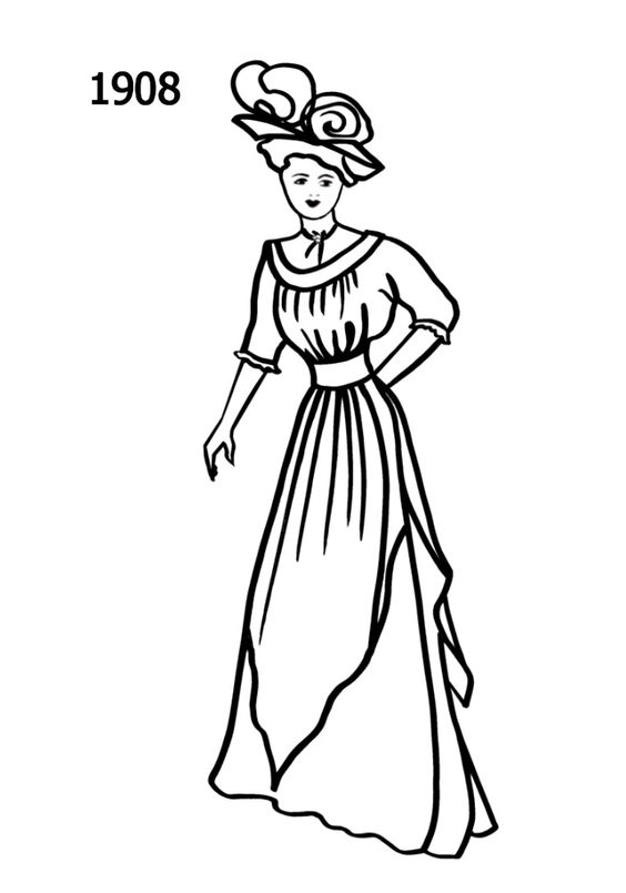 Pin by Debbie Sullivan on Women's Fashion 1910s