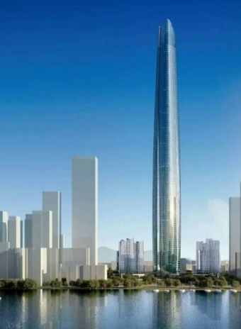 Wuhan Chow Tai Fook Center Tower
