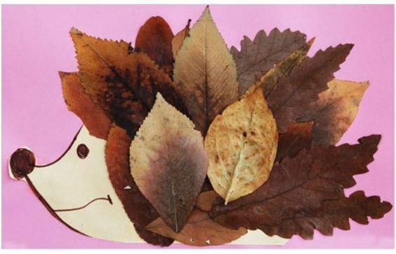 Herbst Mit Kindern Bunte Blatter Sammeln Basteln Herbstlieder
