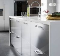 Prep in style with a spacious IKEA kitchen island with ...