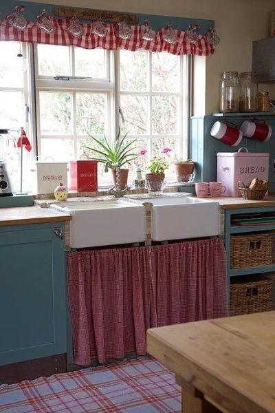 cute retro kitchen Cute retro kitchen | Cozy Kitchens & Dining Areas