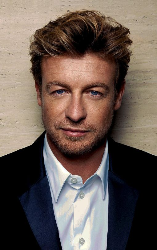 How to get Simon Baker hairstyle and haircut?
