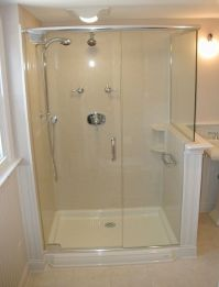 Various Bathroom Shower Stall Ideas You Can Get