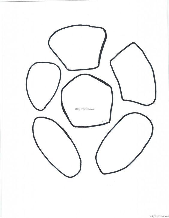 Coloring, Ninja turtle shells and Shells on Pinterest