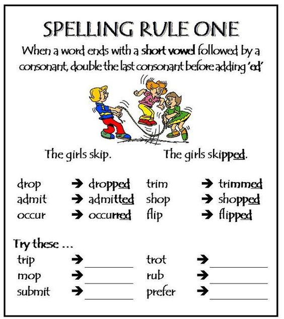Spelling rules, Spelling and Worksheets on Pinterest