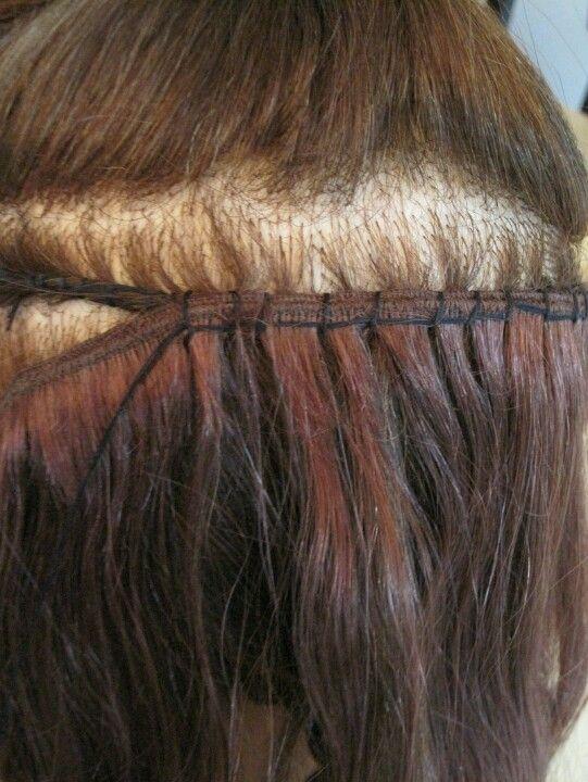 Sew In Braidless Sew In Weave Pinterest Sew