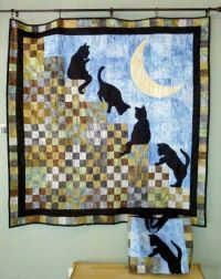 """""""Cat Stairway to Heaven"""" Free pattern from McCall's ..."""
