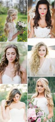 wedding hairstyles unavoidable