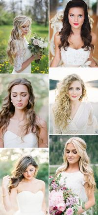 Wedding Hairstyles Unavoidable Trend #2: Wear your hair ...