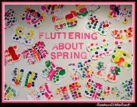 Classroom Doors, Bulletin Boards Part 2 | Butterflies ...