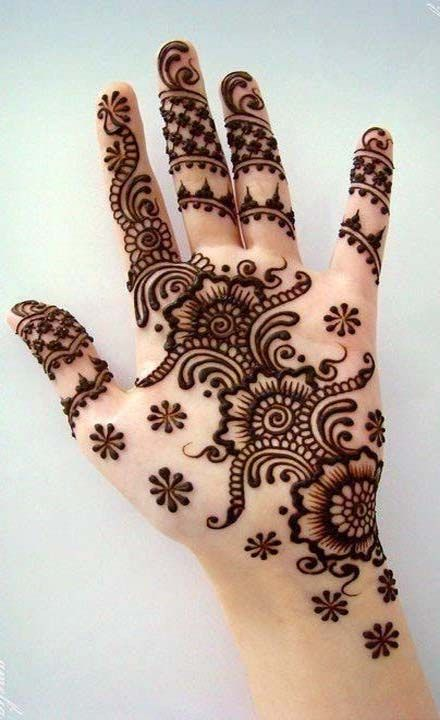 Bridal Mehndi Designs Especially: