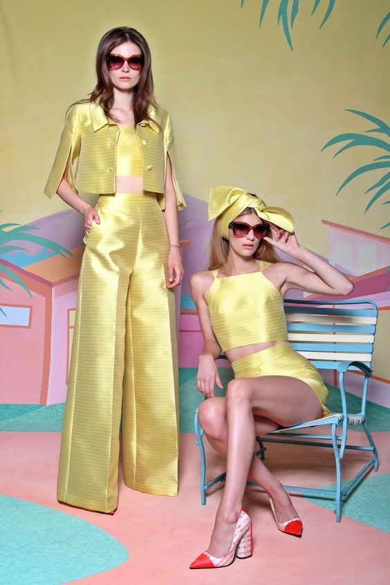 Christian Siriano Resort 2016 Collection Photos - Vogue: