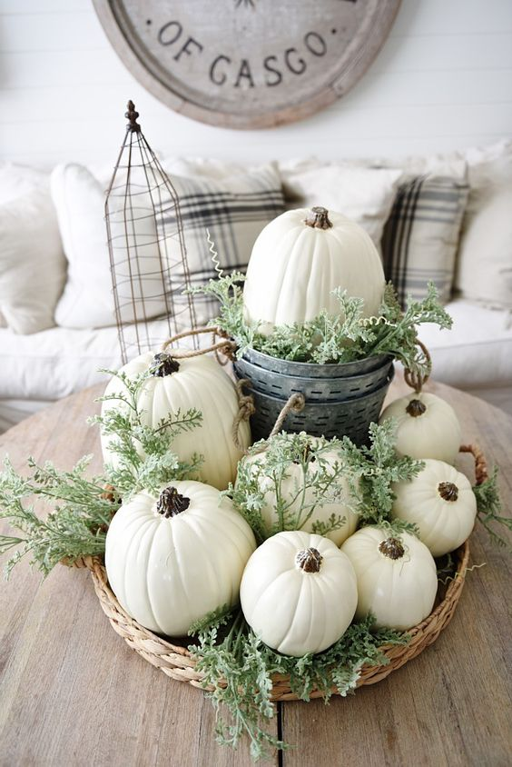 Neutral Early Fall Home Tour -: