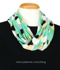 1000+ ideas about Sewing Scarves on Pinterest | Serger ...
