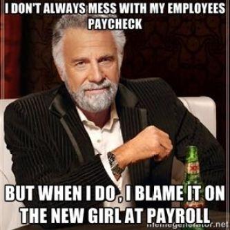paycheck meme
